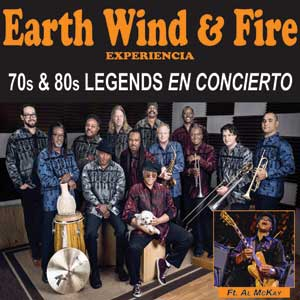 ​EARTH, WIND & FIRE EXPERIENCE