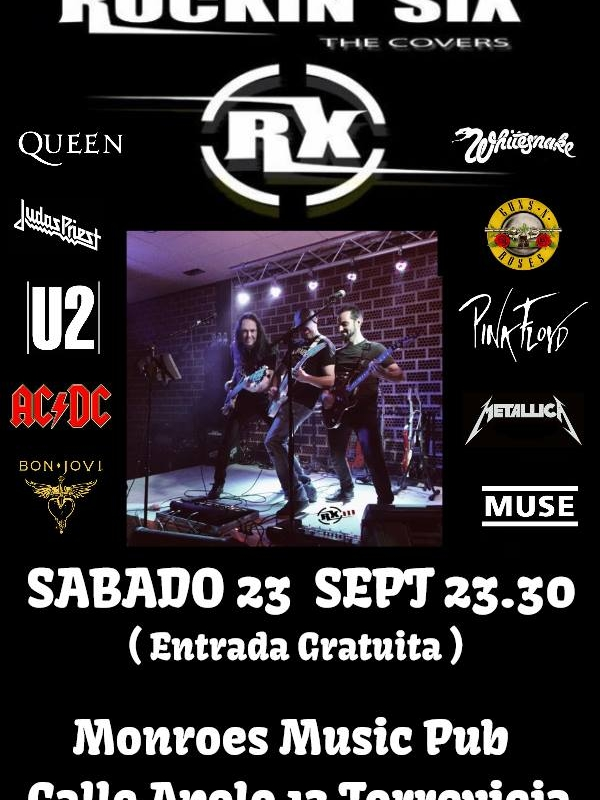Rocking Six, Tributos Rock